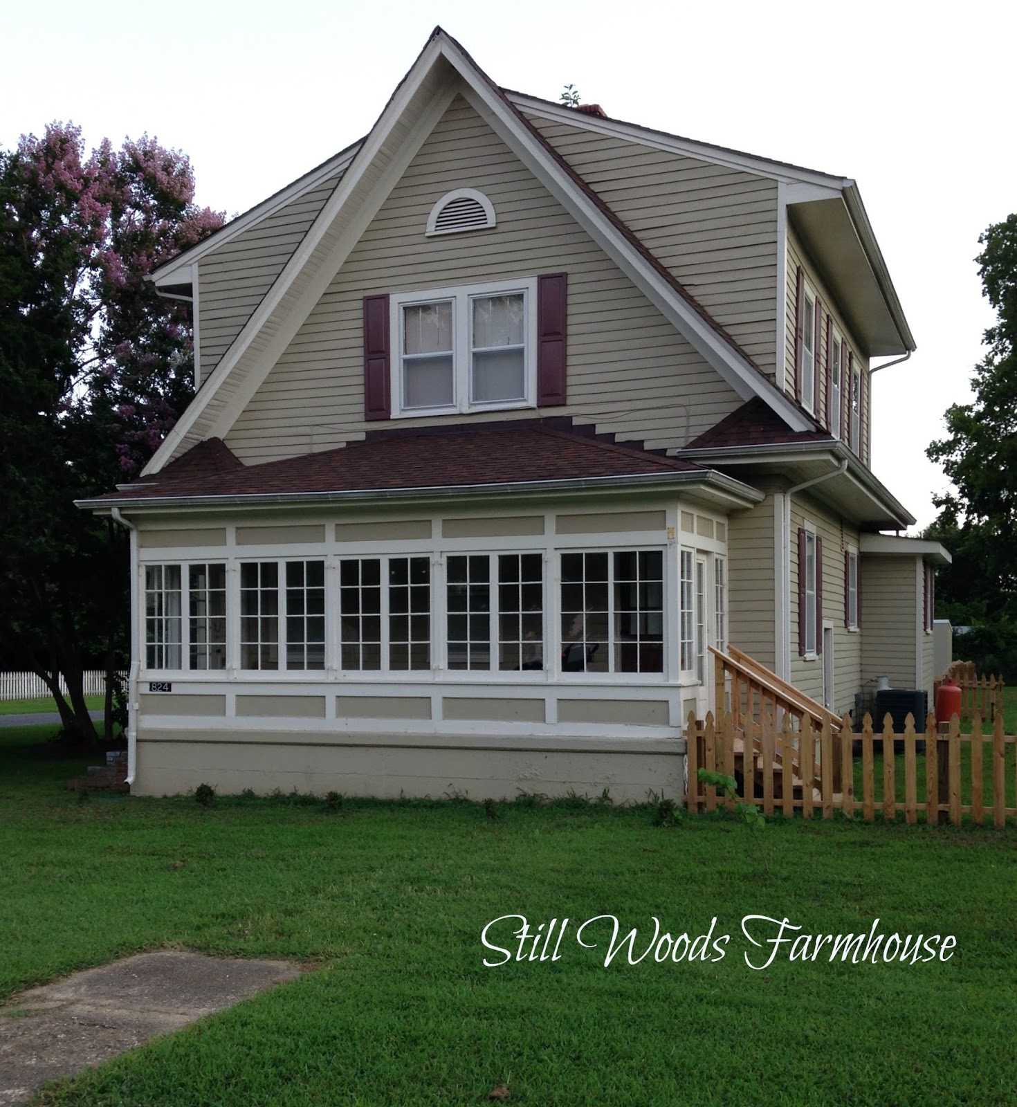 Still Woods Farmhouse July 2015