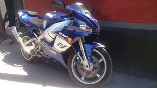 BURSA MOGE BEKAS : Yamaha R1 1000cc DIJUAL - DENPASAR