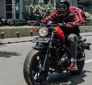 Honda Rebel CMX 500 Baru jakarta jogja indonesia