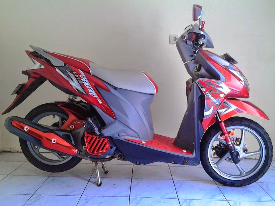 modifikasi vario