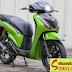 Sơn xe Honda Sh màu xanh lá [SH_SG2020]