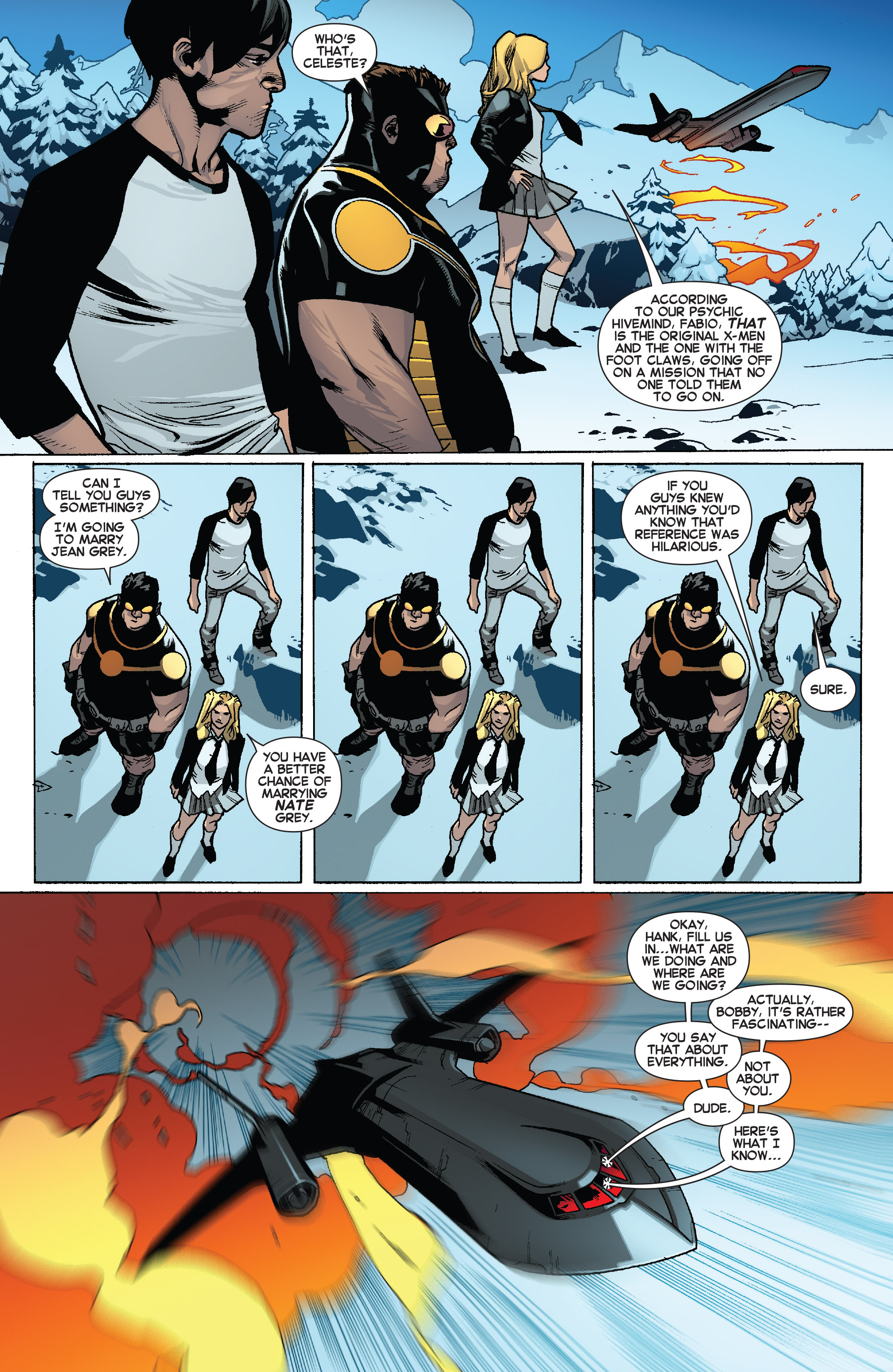 Read online All-New X-Men (2013) comic -  Issue #31 - 11