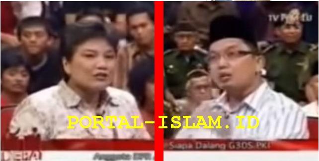 [Video] DEBAT PANAS Ustadz Alfian Tanjung VS Anak PKI