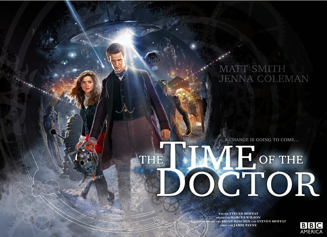 The Movie Symposium: The Time of the Doctor