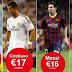 Divers: Eto'o, Rooney et Ronaldo : TOP 10 des plus gros salaires