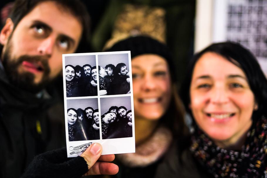 '5 selfies' de Carlos Larios
