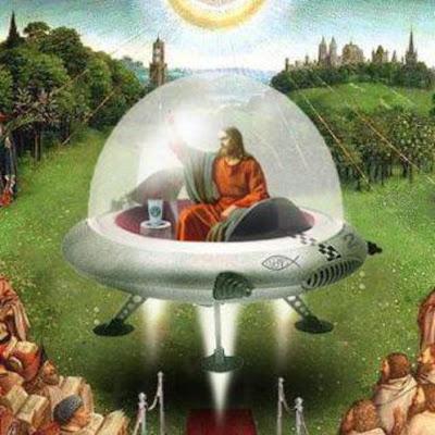 Onde vivia Jesus antes de vir nos Salvar? Sera que ele vivia em outro planeta?