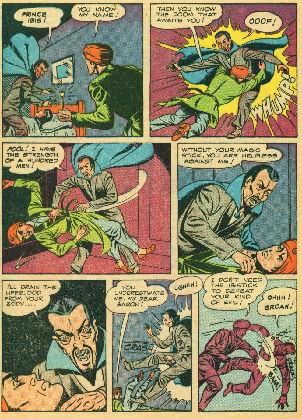 WHIZ Comics issue 101 - Page 20