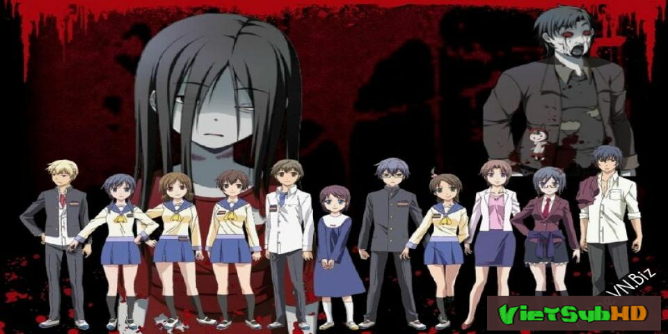 Phim Corpse Party Tortured Souls Full 4/4 VietSub HD | Corpse Party Tortured Souls 2013