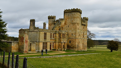 English Heritage Belsay Castle