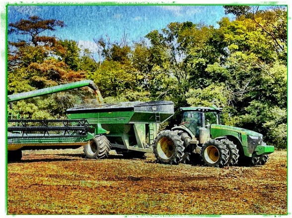 so much depends upon a john deere tractor grace grits and gardening. Black Bedroom Furniture Sets. Home Design Ideas