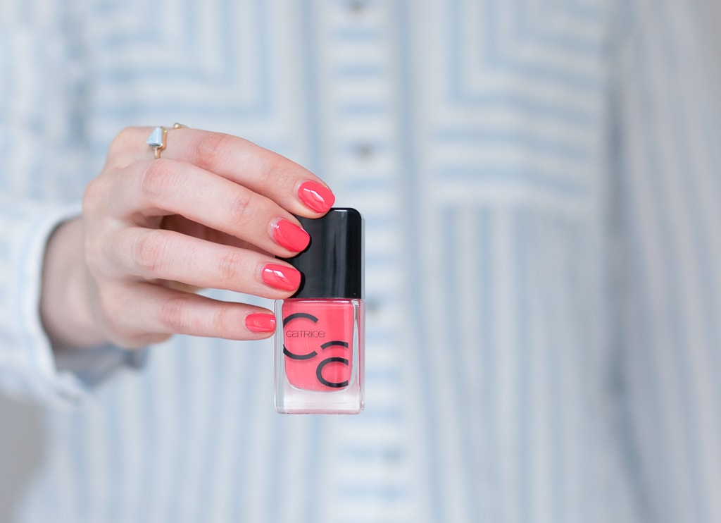 Catrice Iconails Nagellack 07 Meet Me At Coral Island