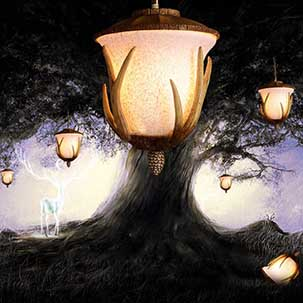Trọng hệ thống đèn trang trí phòng khách, nếu như đèn chùm được xem là hệ thống đèn chiếu sáng chính của phòng khách thì đèn thả trần được xem là hệ thống đèn chiếu sáng phụ. Gây ấn tượng với các vị khách ngay lần đầu tiên đến chơi nhà đặc biệt với sự xuất hiện của những mẫu đèn thả thủy tinh một lần nữa khẳng định giá trị của đèn trang trí trong không gian phòng khách. Hãy cũng với Tạp chí đèn trang trí, khám phá những vẻ đẹp của mẫu đèn thả thả thủy tinh phòng khách dưới đây nhé.