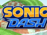 Game Sonic Dash Apk v3.4.0.Go (Mod Money/Unlock/Ads-Free) Terbaru