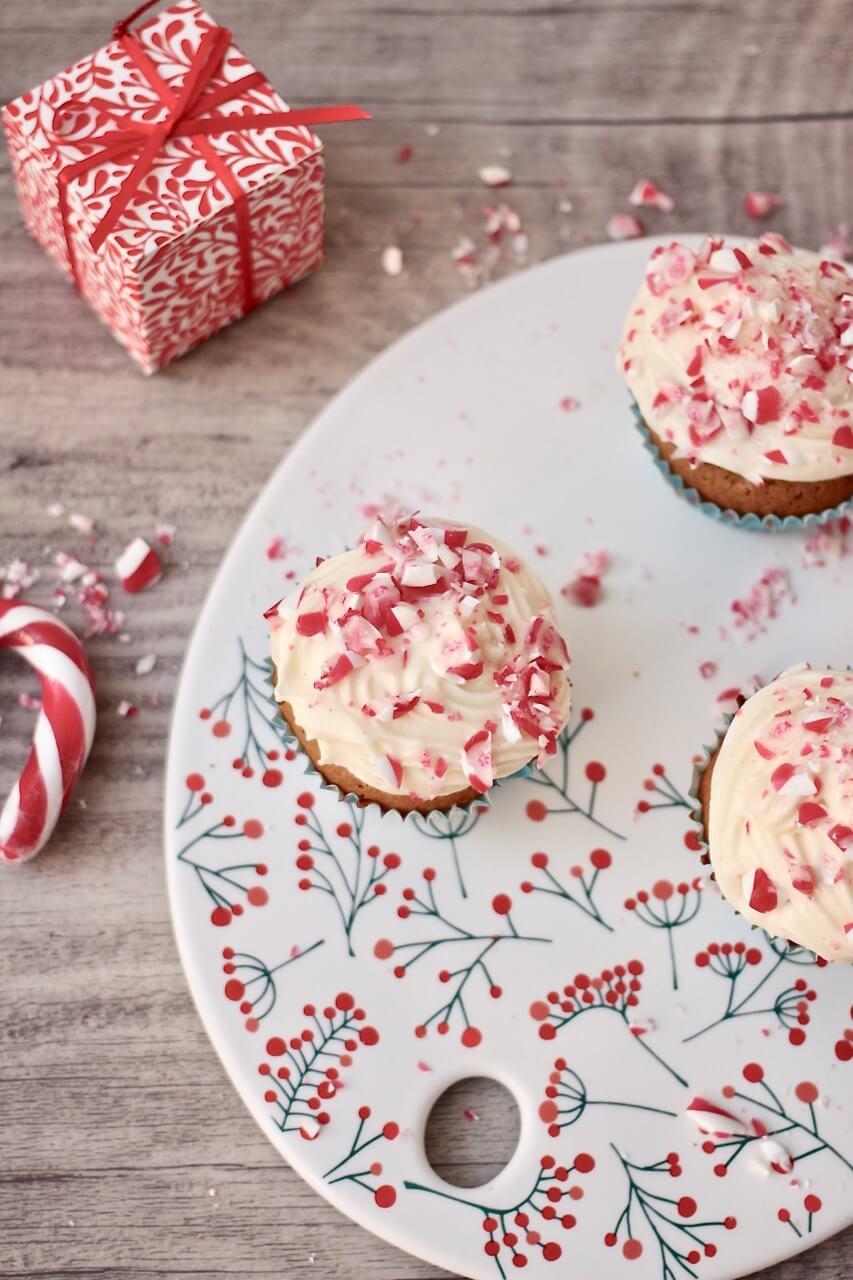 Zuckerstangen-Muffins Rezept