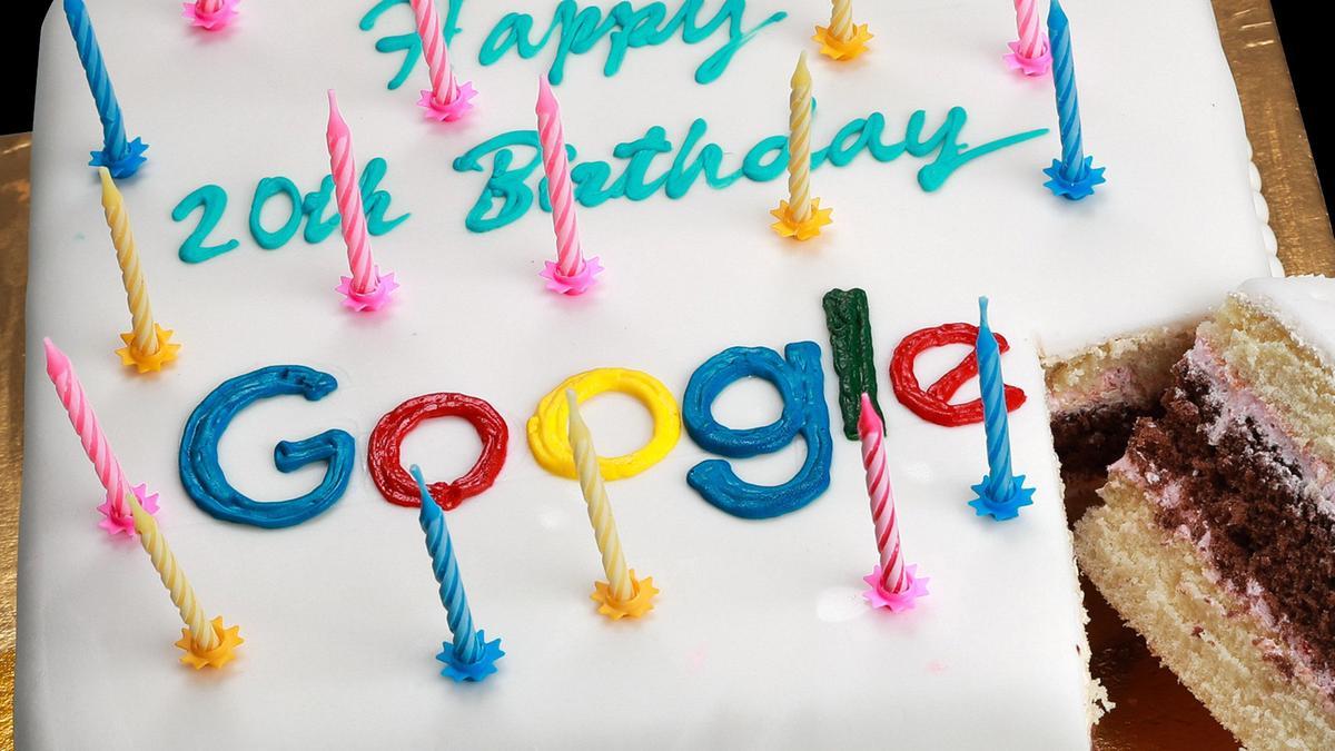 Google-ha-20-anni