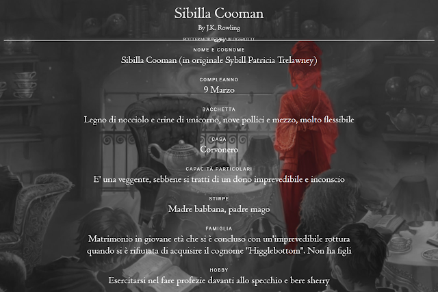 Scheda di Sibilla Cooman