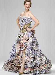 mujer-vestido-billetes-dinero