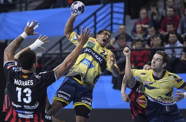Handball CL: Löwen revanchieren sich in Skopje