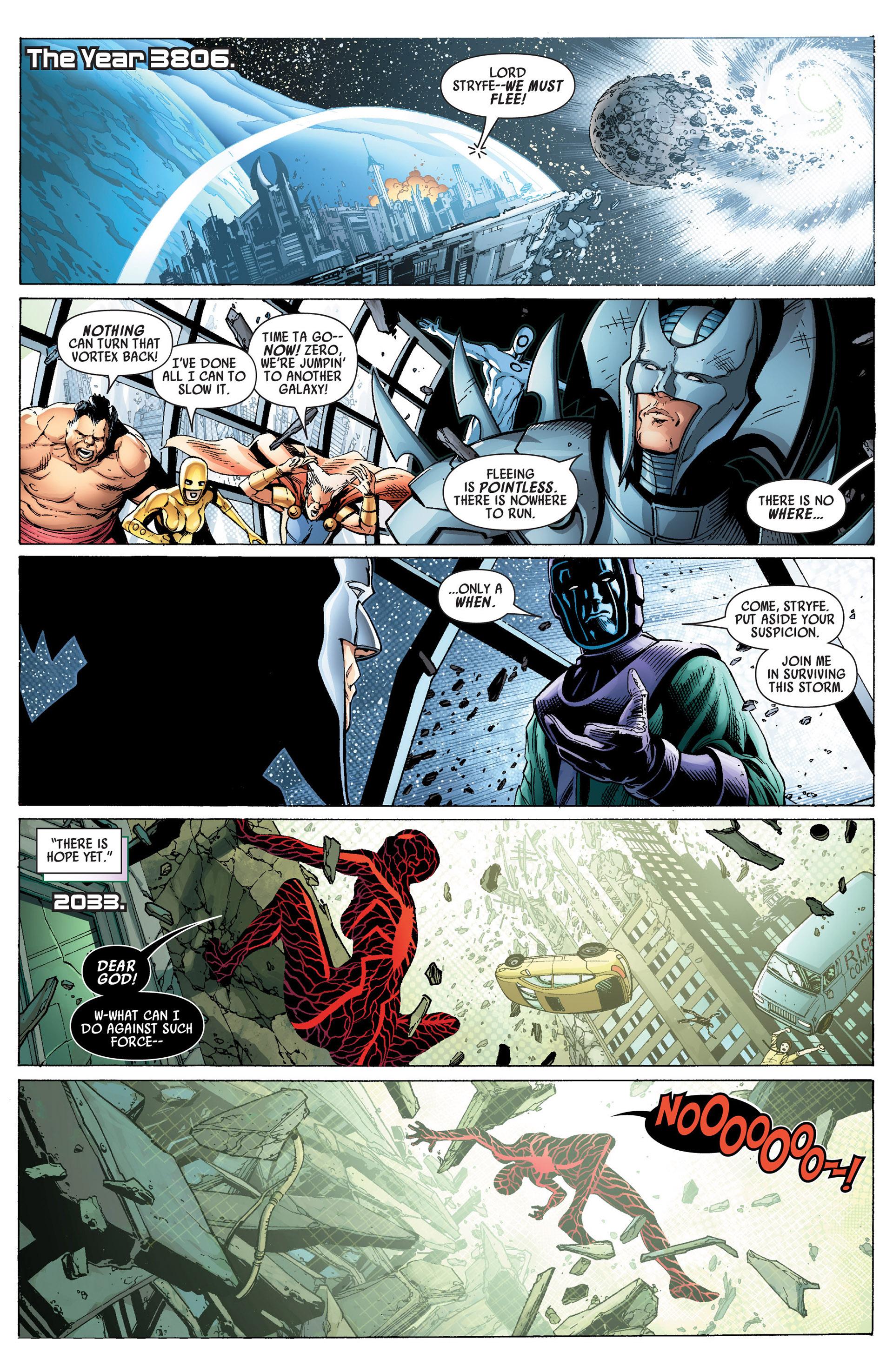 Read online Uncanny Avengers (2012) comic -  Issue #14 - 4