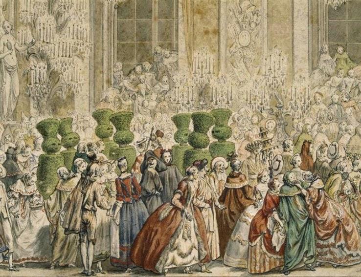 Les Petites Mains, histoire de mode enfantine: Déguisements et costumes de  fantaisie, d'où viennent-ils ? (2) – le XVIIIe siècle