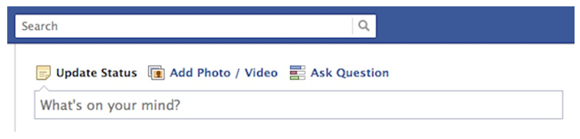 What is Facebook Search Bar