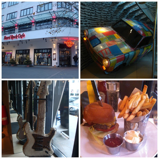 Hard Rock Cafe, Berlim