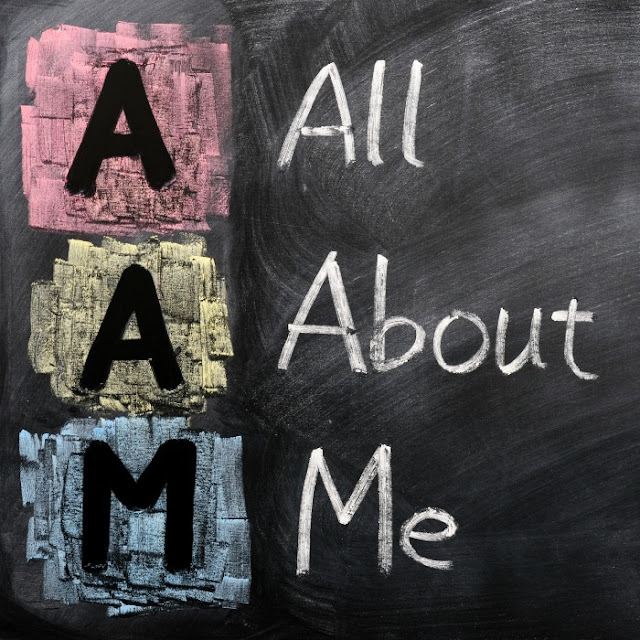 All About Me Poem Project