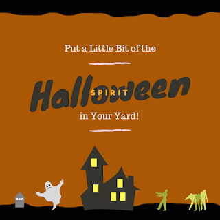 Put a Little Bit of the Halloween Spirit in Your Yard!