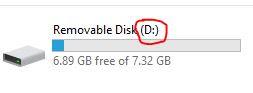 Cara dapatkan semula data hilang dalam pendrive kerana virus shortcut