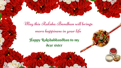 Colorful Rakshabandhan