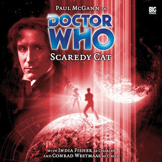 Doctor Who Scaredy Cat