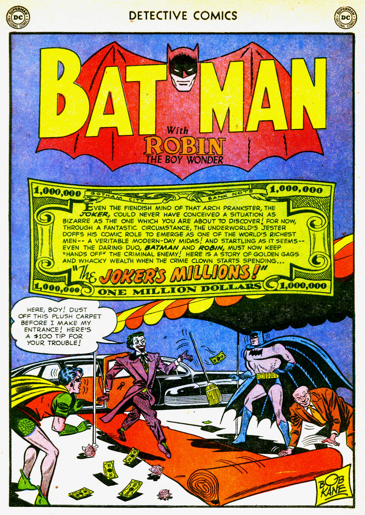 Read online Detective Comics (1937) comic -  Issue #180 - 4
