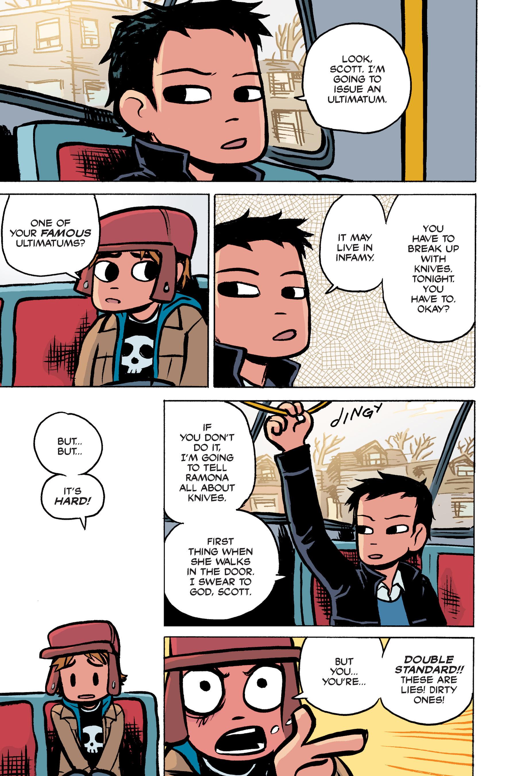 Read online Scott Pilgrim comic -  Issue #2 - 37