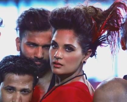 Bibi Sanam Lyrics - Cabaret | Usha Uthup | Richa Chadda