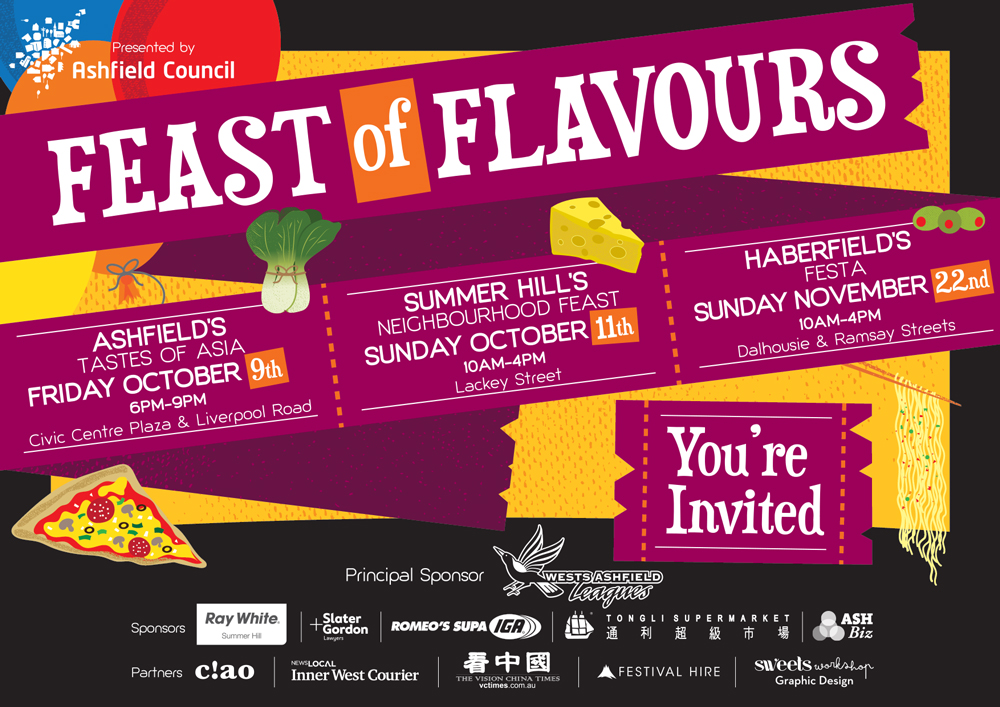 2015 Feast Of Flavours Brading