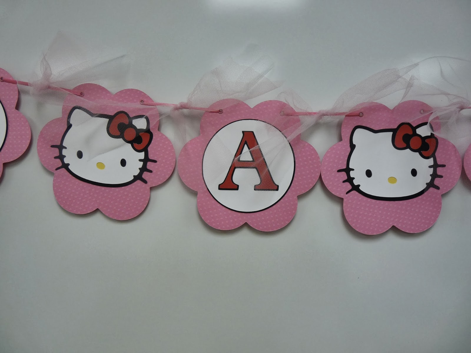 heartfelt crafting hello kitty baby shower. Black Bedroom Furniture Sets. Home Design Ideas
