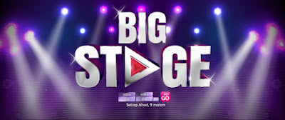 Live Streaming Program Big Stage 2018 Online