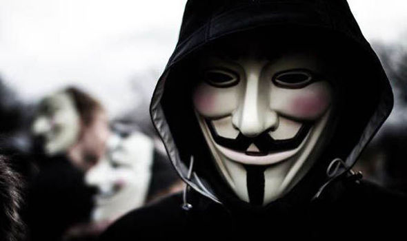 Anonymous Nyatakan Siap Perang demi Habib Rizieq