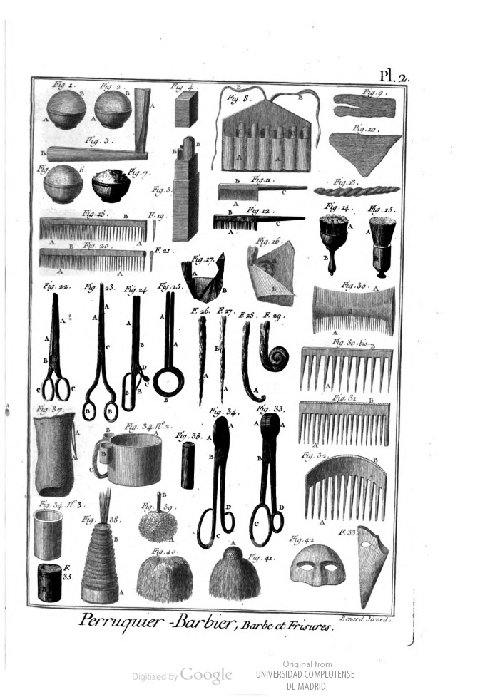 A Frolic through Time: The Wigmaker, Barber