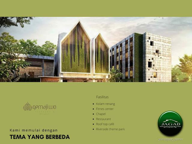 Apartemen dan Hotel Gemajiwo Yogyakarta
