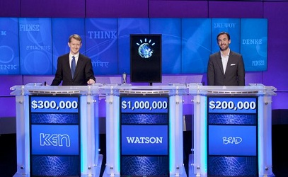 Artificial Intelligence Watson vs Human