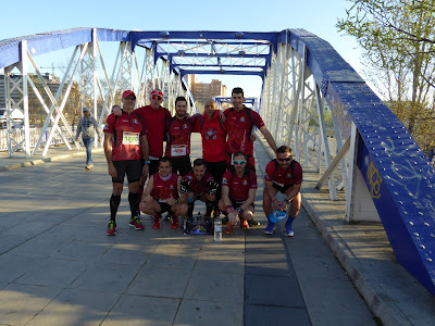 CRÓNICA MEDIA MARATÓN ZARAGOZA 2017 ~ Blog de David