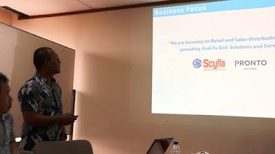 PT Pratesis Kenalkan kepada Blogger Aplikasi Pronto dan Aplikasi Scylla