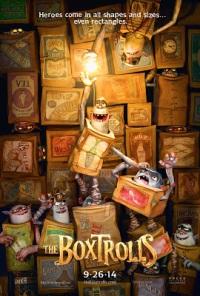 Boxtrolls o filme