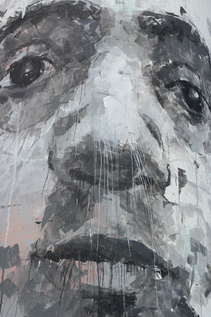 Street Art By Borondo For The Festival Concreto On The Beach Of Fortaleza, Brazil. 5