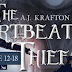 Book Blitz: The Heartbeat Thief by A.J. Krafton {Guest Post + Giveaway}
