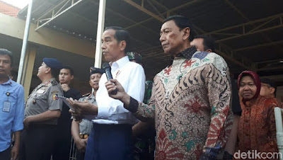 3 Gereja Surabaya Dibom, Presiden Jokowi: Bongkar Teroris Sampai ke Akar! - Info Presiden Jokowi Dan Pemerintah