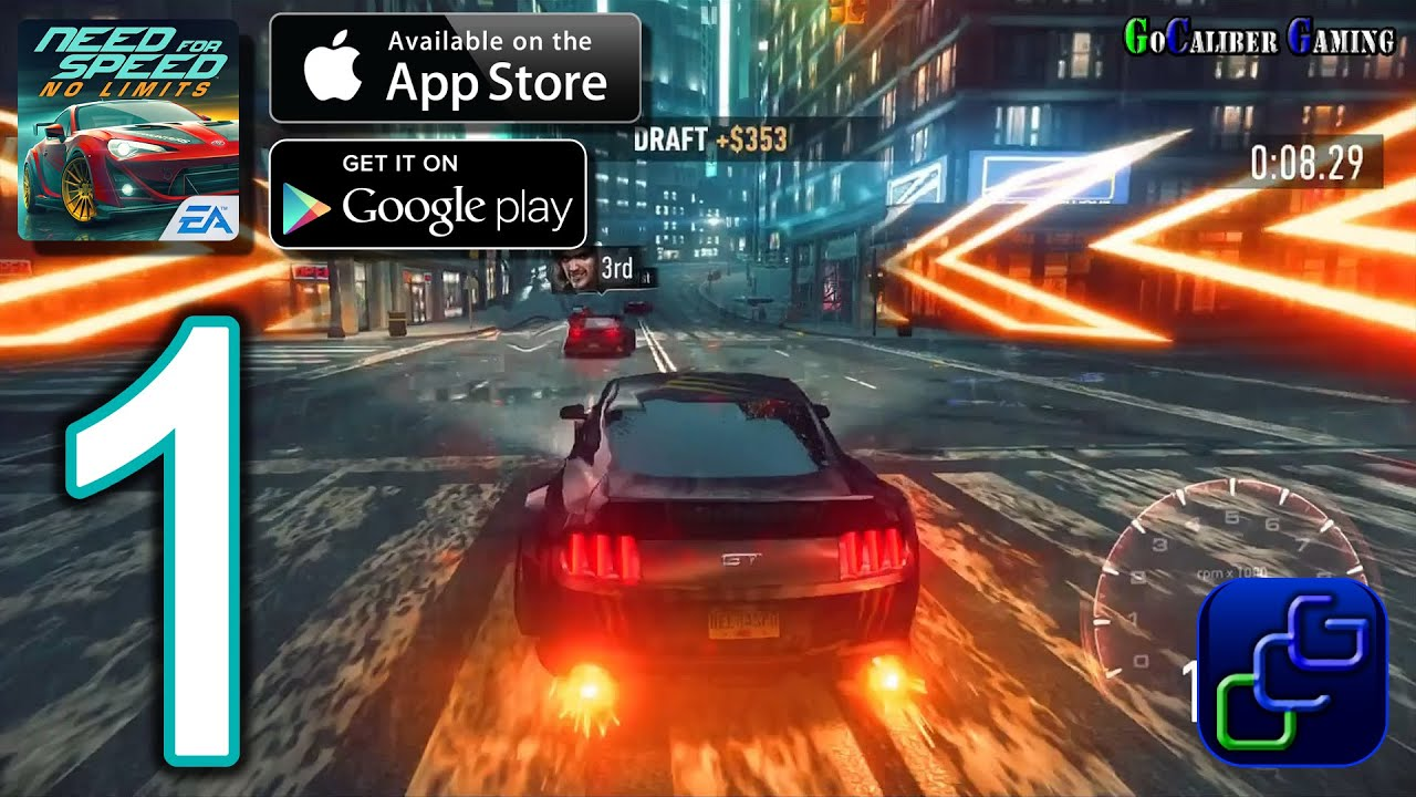 Need For Speed No Limits unlimited gold