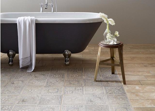 keramik kamar mandi sederhana minimalis